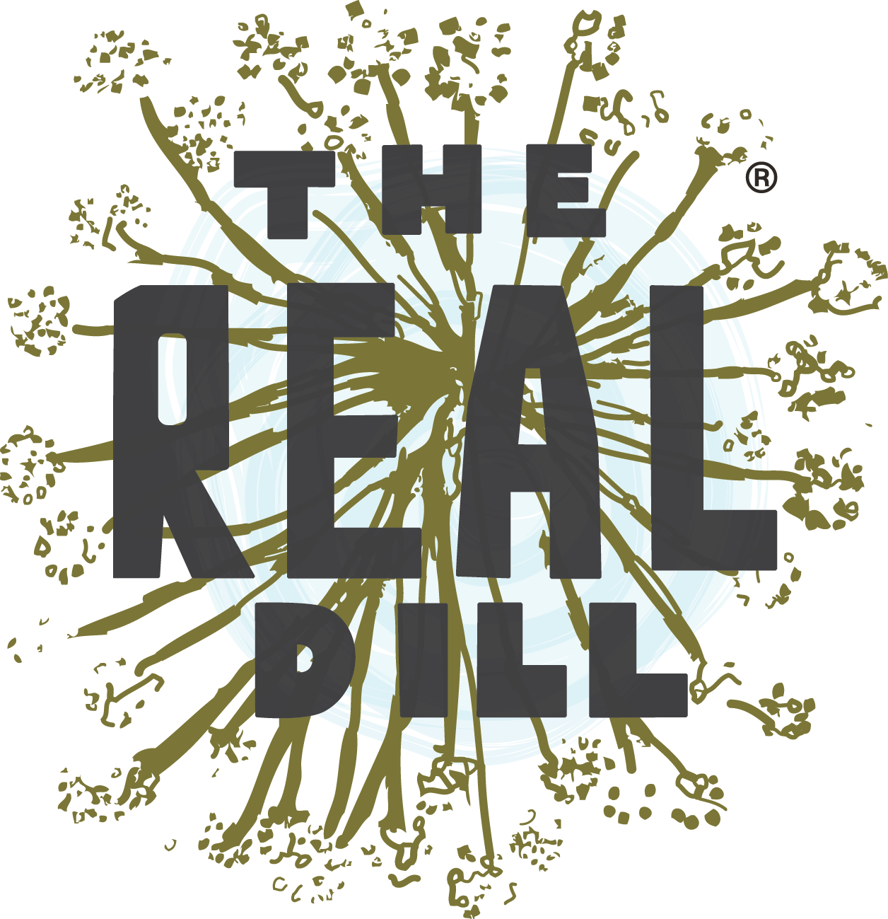The Real Dill Logo