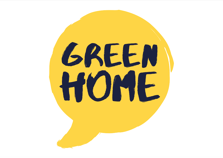 GREEN HOME B2B Portal Logo