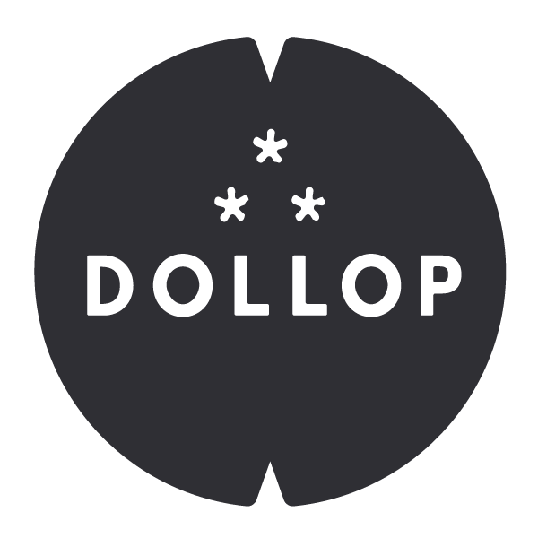 Dollop Coffee Roasters Logo
